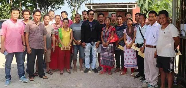 Kenge Construction company MD Ha TatuCome Forward to help Flash Flood Victims